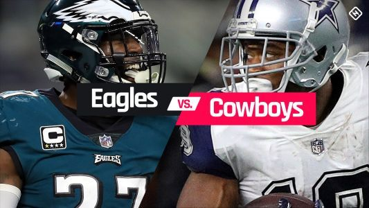 Eagles vs. Cowboys: Live updates, highlights from NFC East rivalry game