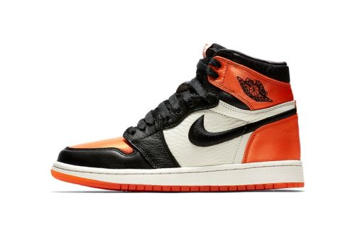"An Official Look at the Air Jordan 1 Retro High OG ""Satin Shattered Backboard"""