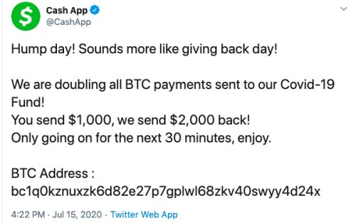 Hackers just took over dozens of high-profile Twitter accounts including Cash App, Bill Gates, and Ripple and used them to post bitcoin scam links