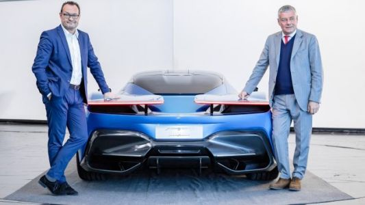 Automobili Pininfarina is now taking orders for a 50-car run of this new all-electric hypercar