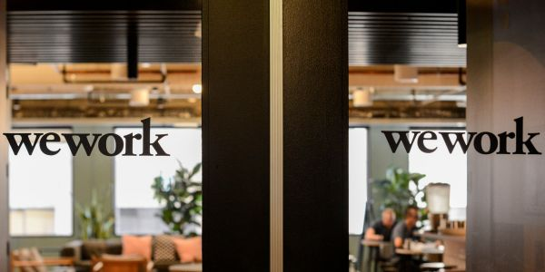 Leaked messages show WeWork employees internally discussing the toxic phone booth problem in July - and a pregnant tenant is furious