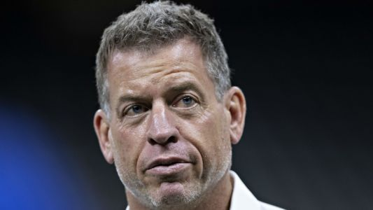 Troy Aikman interested in NFL GM role, doubts 'stubborn' Jerry Jones would offer Cowboys job