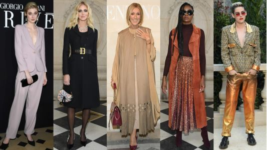 This Week's Best Dressed Were Seen Front Row at Couture Week in Paris