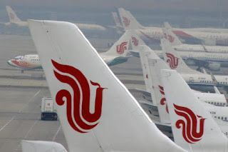 China clips Air China's wings after descent scare