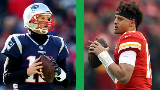 NFL playoffs 2019: Patrick Mahomes vs. Tom Brady