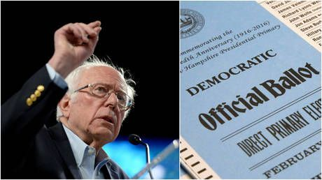 'Not a real Democrat!': Florida lawsuit seeks to REMOVE Bernie Sanders from primary ballot