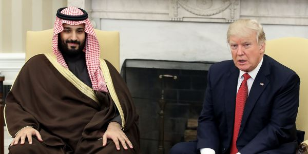Trump stands by Saudi Crown Prince Mohammed bin Salman even after CIA's finding on Khashoggi killing, following a long pattern of believing allies despite evidence