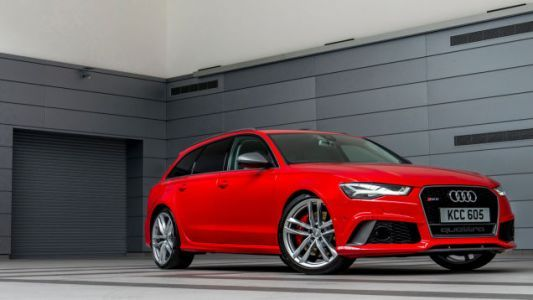 Here's a Silly Rumor I Heard: The 2020 Audi RS6 Wagon Could Come to The U.S