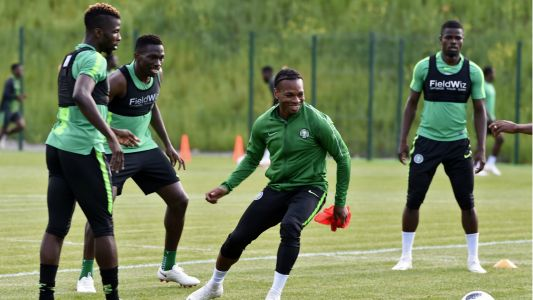 Nigeria vs. Iceland: Pick your Super Eagles XI