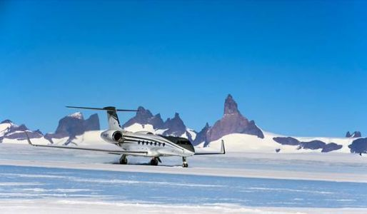 White Desert Announces Race the Jet Marathon, Antarctica