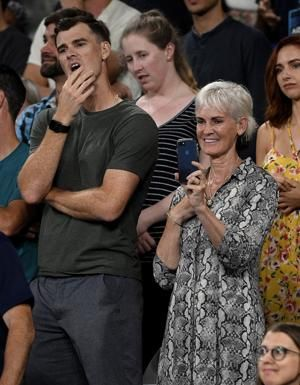 The Latest: Tsitsipas through to Australian Open 3rd round