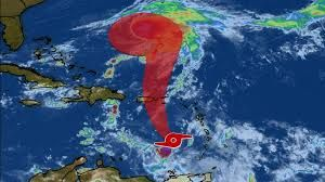National Hurricane Centre issues warning for tropical storm Karen