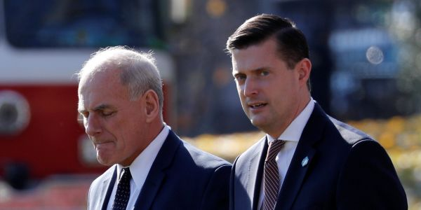 The House has officially launched an investigation into the Rob Porter scandal - and they're demanding the FBI and John Kelly come clean about what they knew when