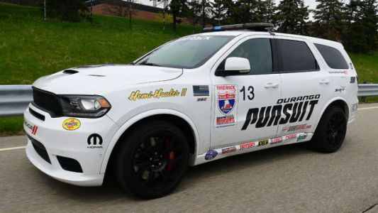 Dodge Built A 797 HP Durango Concept For The One Lap Of America