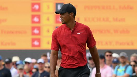 British Open 2018: Tiger Woods makes his move as Jordan Spieth, Xander Schauffele wobble