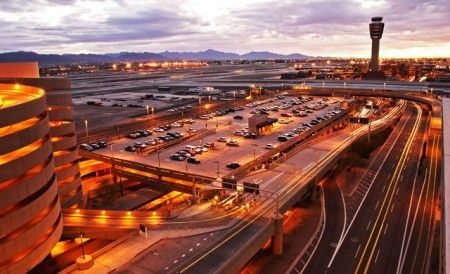 TravelBank: Sky Harbor ranks topmost among nation's airports for business tourists