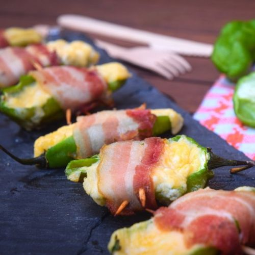 How to Grill Jalapeño Poppers