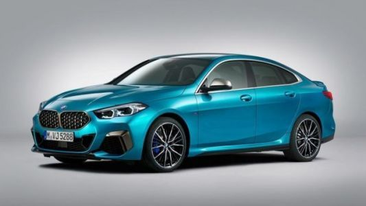 Here's The BMW 2 Series Gran Coupe Before You're Supposed To See It