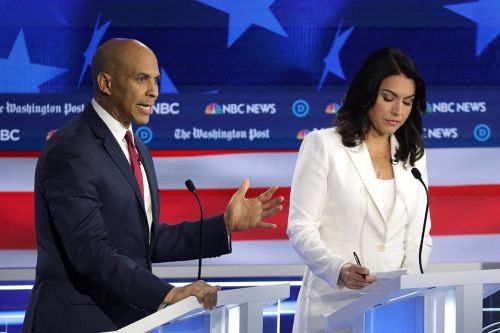 'You might have been high when you said it': The best zingers on the debate stage