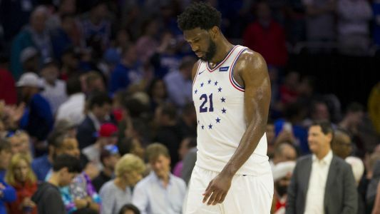 NBA playoffs 2019: Joel Embiid reveals he played through illness in 76ers' Game 4 loss to Raptors