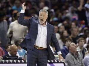 Walker's 60 points not enough; 76ers top Hornets in OT