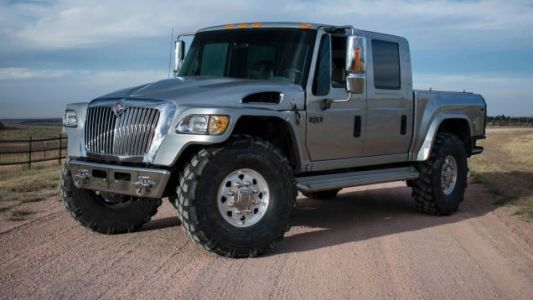 This International MXT Is What You Need When A Super Duty Just Won't Cut It