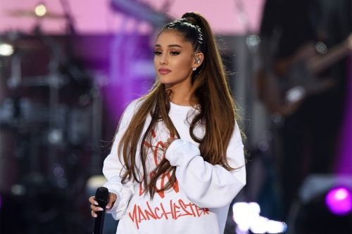 Ariana Grande sends love to fans, remembering UK concert attack