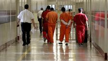 Immigrants' Lawsuit Accuses Private Prison Contractor Of Forced Labor