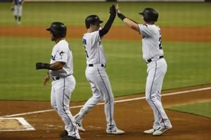 Anderson's 3-run HR helps Marlins beat Padres, 12-7