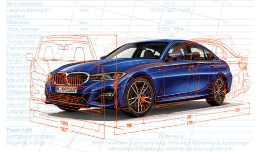 The Engineering Behind the New BMW 3 Series' Handling