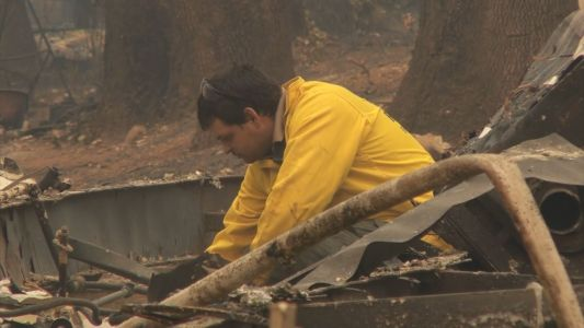 Forensic crews in California begin search for bodies in Camp Fire rubble