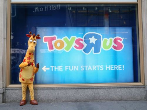 Toys R Us could file for bankruptcy on Monday