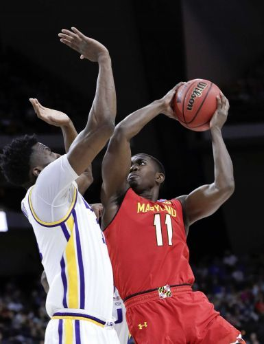 Terps fall to LSU in final seconds of second round game