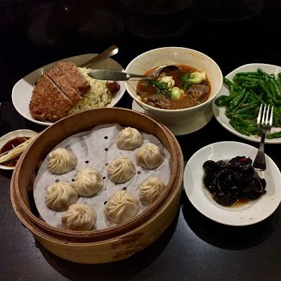 My Top 5 Favorite Restaurants: Din Tai Fung - Costa Mesa