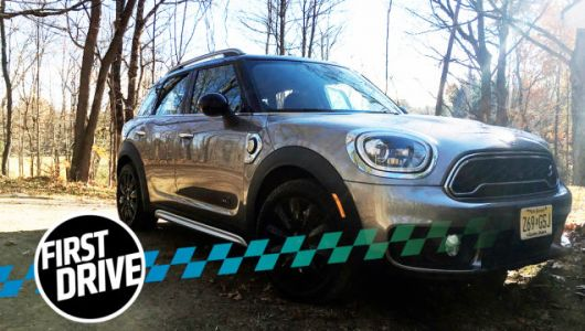 The 2018 Mini Countryman Plug-In Makes A Case For Short Range Hybrids