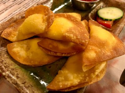 Origins of Crab Rangoon