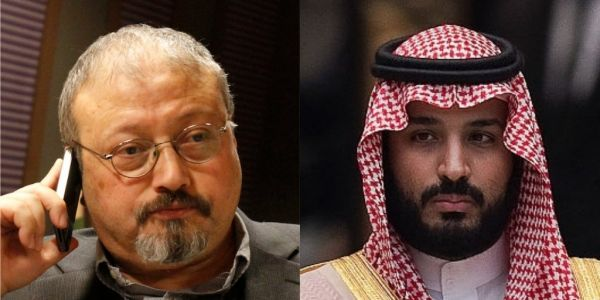 Turkey says the CIA has a 'smoking gun' tape nailing Saudi's Prince on the Khashoggi case