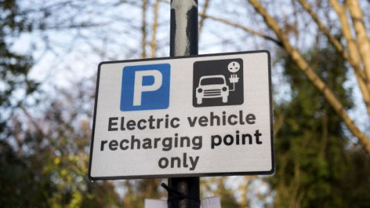 The Big Texas Freeze Doesn't Bode Well For EV Infrastructure