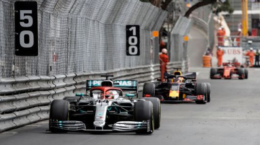 Monaco Grand Prix Provides Intrigue Formula One Has Been Sorely Lacking