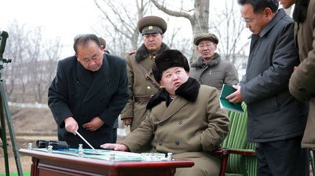 Not-so-instant message: N. Korea calls Trump's New Year 'bigger button' jibe 'spasm of a lunatic'