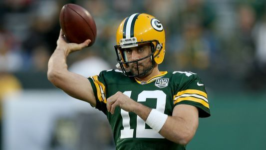 Packers listed as biggest underdogs of Aaron Rodgers' career vs. Rams