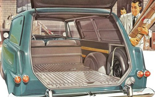 Yes, scientists, yes, place the components for the Erot-O-Ray in the back of the Opel, and soon we'l