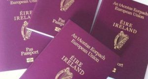 Record number of applications for Irish passport so far