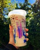 These Personalized Disney Tumblers on Etsy Feature Fireworks and Cinderella's Castle