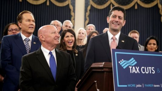 House Approves GOP Tax Overhaul, With Senate Outlook Uncertain