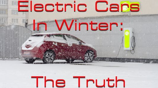 It's Time To Talk Electric Cars and Cold Weather. And What REALLY Happens When it Gets Cold