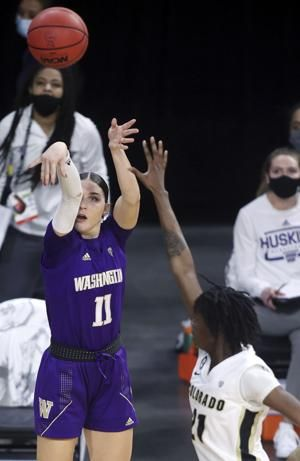 Washington women beat Colorado 68-54 in Pac-12 tourney