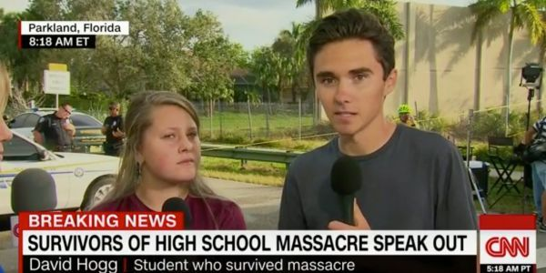 Some of Trump's most fervent supporters have started to attack a school shooting survivor who has made a flurry of media appearances