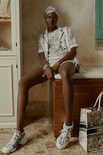 """Dior Presents """"Chez Moi"""", It's First-Ever Capsule Collection Dedicated To Loungewear"""