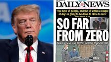 New York Daily News Uses Old Donald Trump Quote To Mark 500,000 Dead From COVID-19